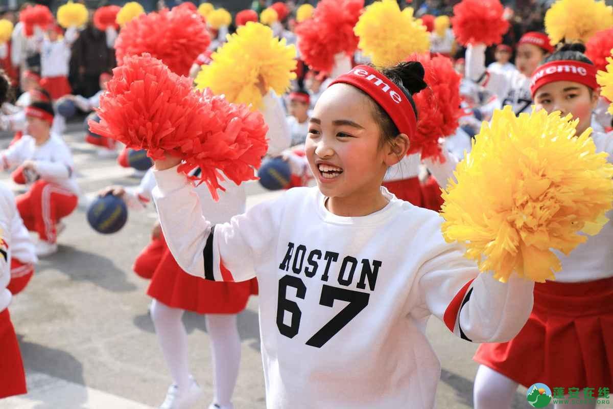 蓬安县2019年迎新春民间民俗街头文艺巡演精彩片段 - 第25张  | 蓬安在线