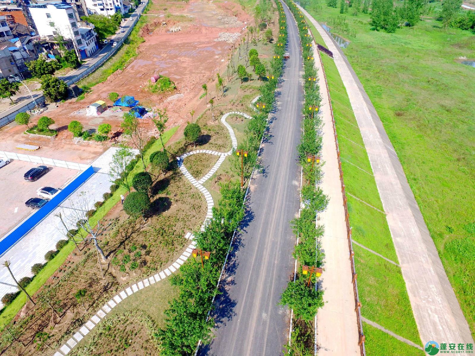 蓬安县相如故城建设进展!(2019年4月21) - 第3张  | 蓬安在线
