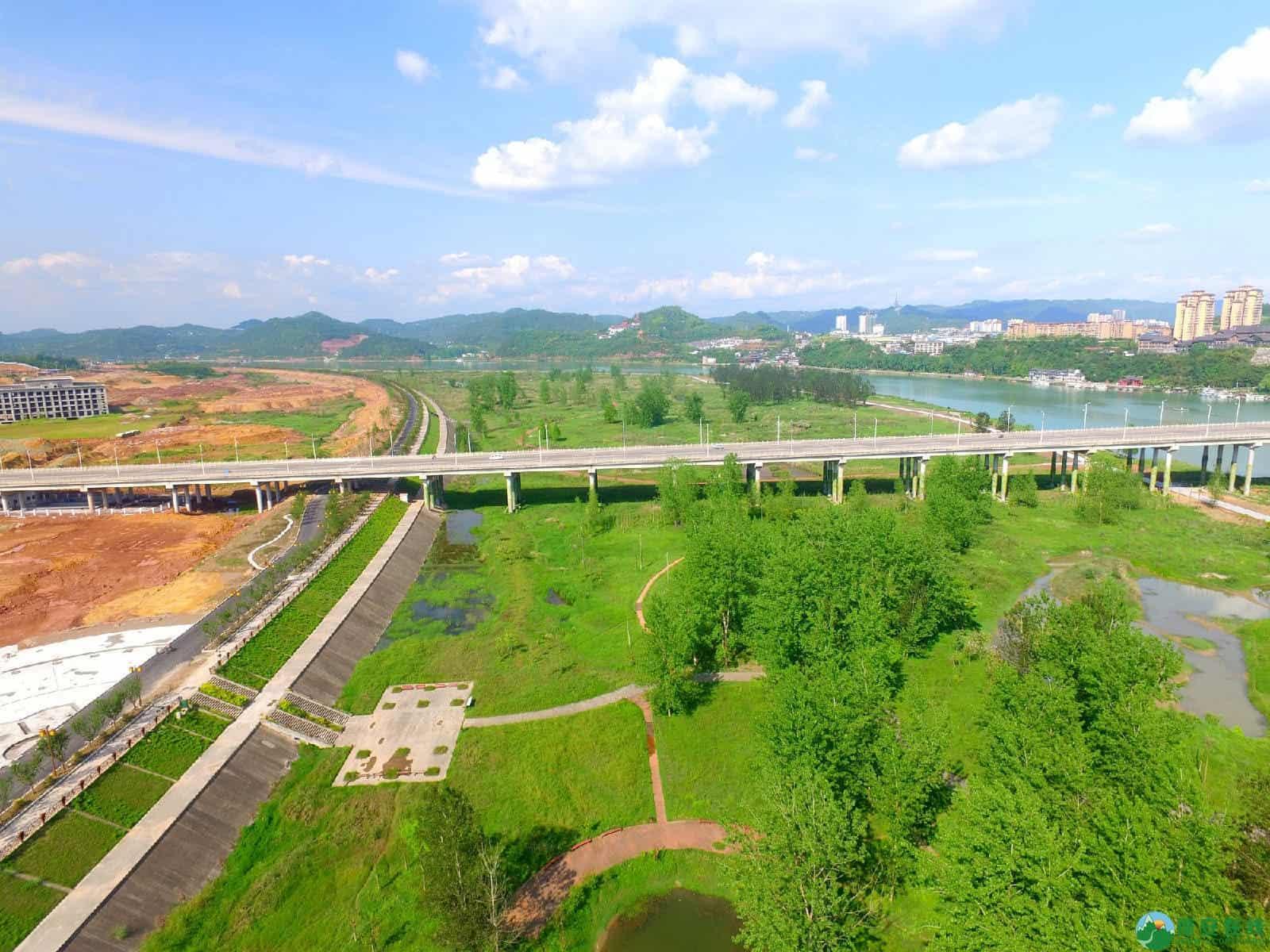 蓬安县相如故城建设进展!(2019年4月21) - 第6张  | 蓬安在线