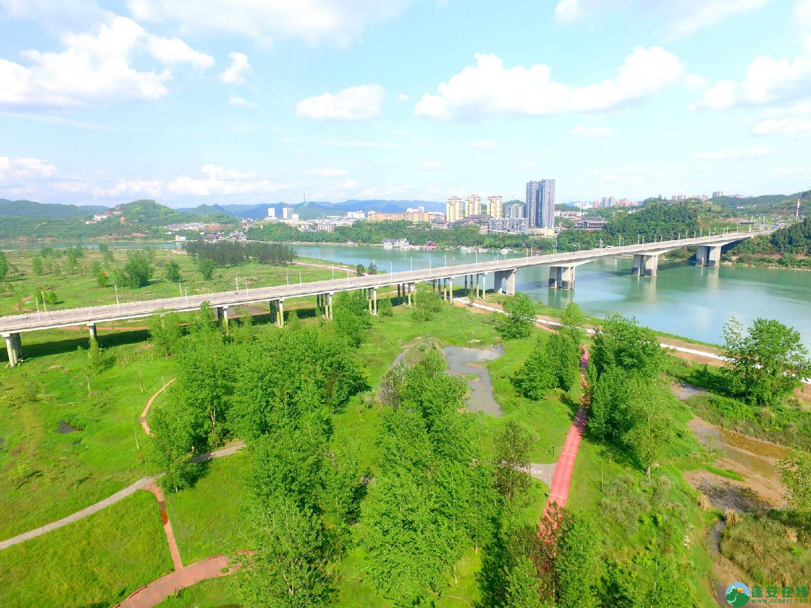 蓬安县相如故城建设进展!(2019年4月21) - 第7张  | 蓬安在线
