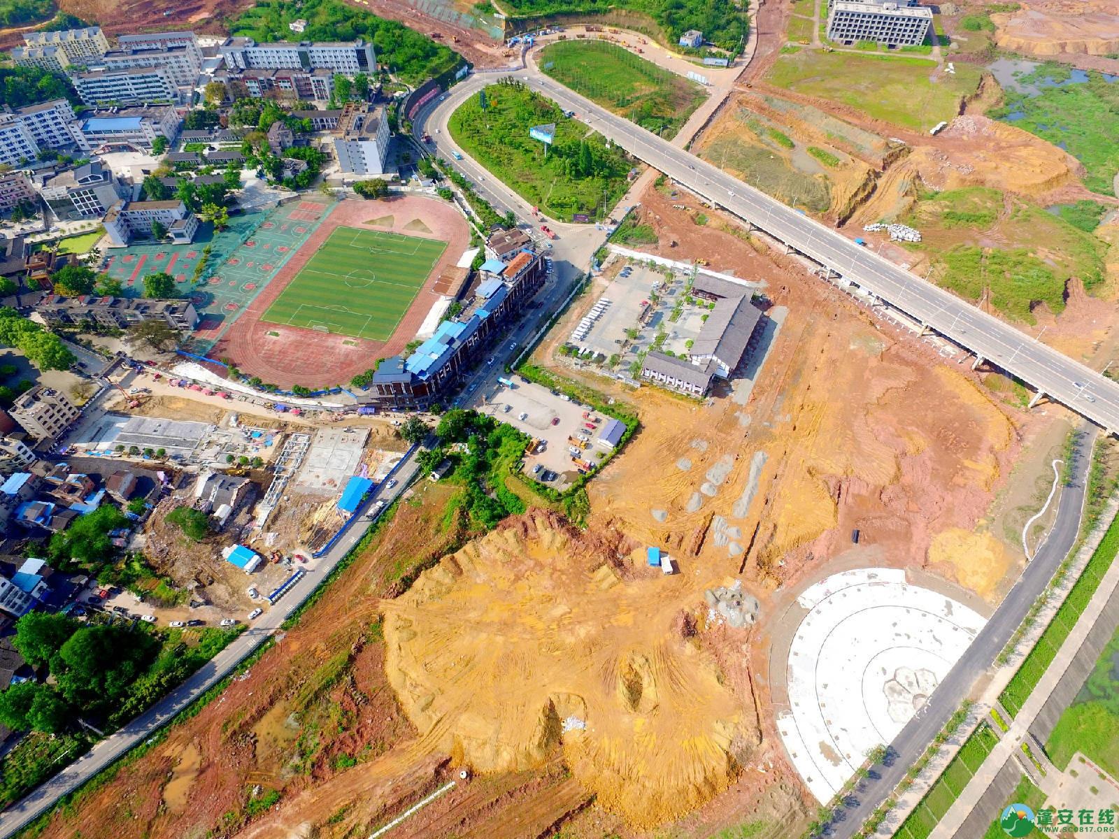 蓬安县相如故城建设进展!(2019年4月21) - 第11张  | 蓬安在线