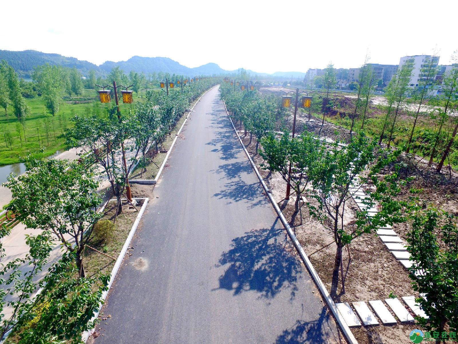 蓬安县相如故城建设进展!(2019年4月21) - 第14张  | 蓬安在线