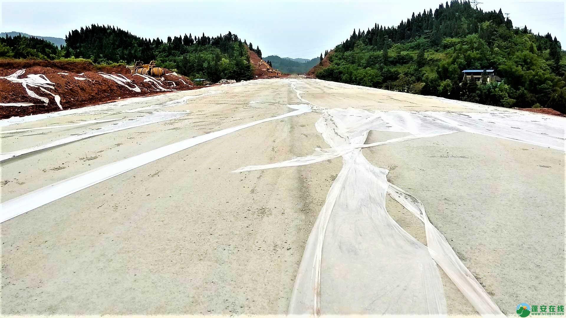 顺蓬营一级公路蓬安段最新进展(2019年05月28日) - 第9张  | 蓬安在线
