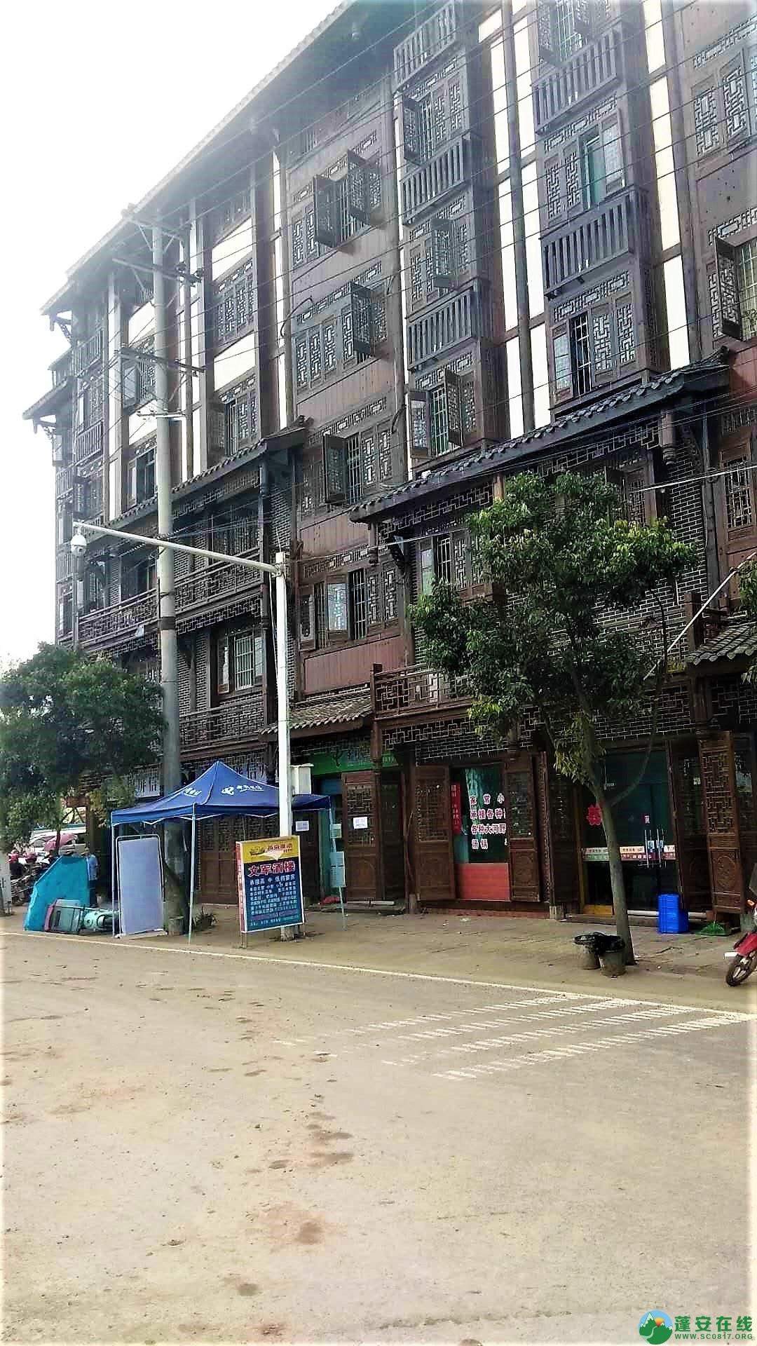 蓬安锦屏新区建设进度一览(2019年06月29日) - 第2张  | 蓬安在线