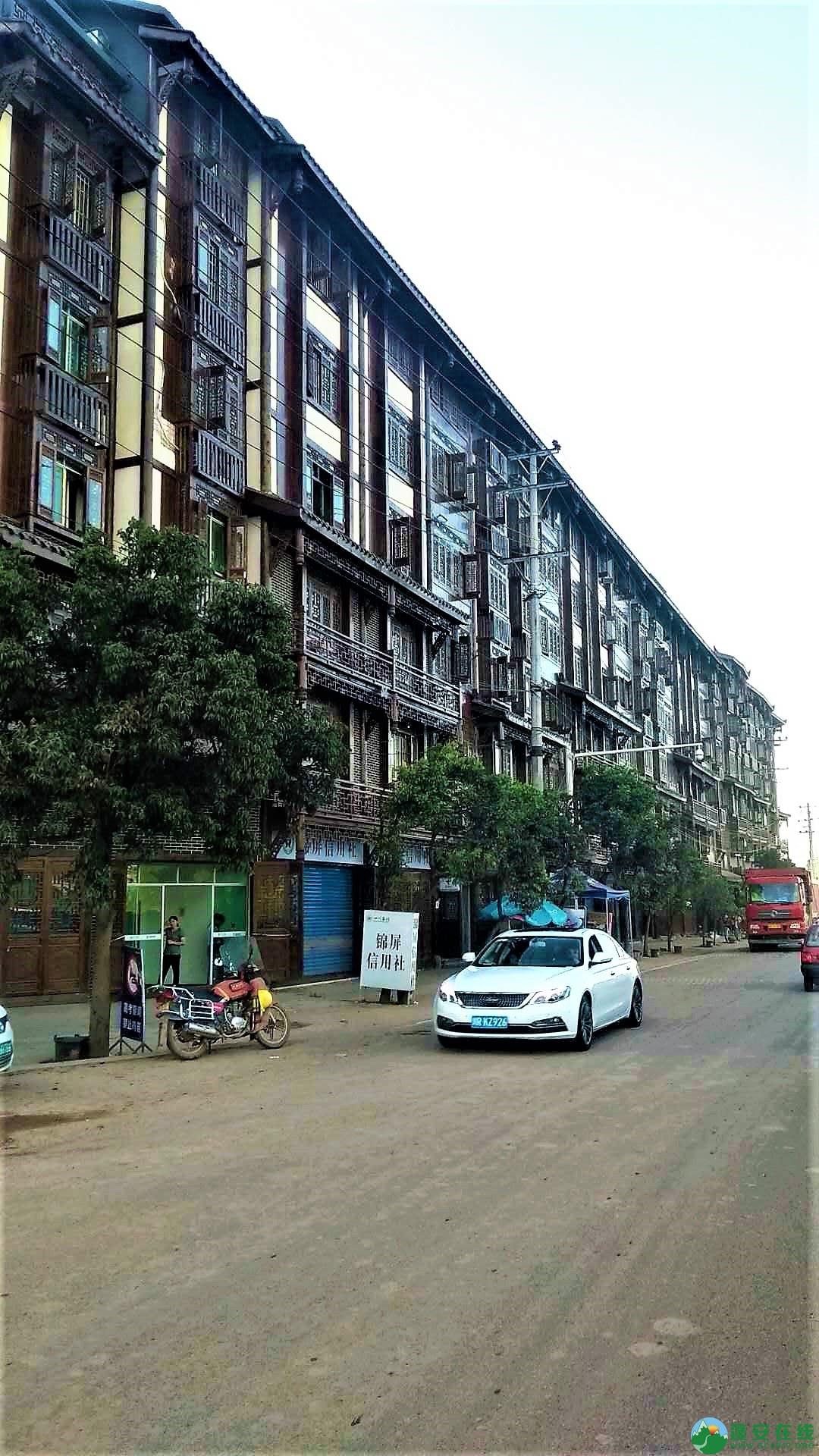 蓬安锦屏新区建设进度一览(2019年06月29日) - 第10张  | 蓬安在线