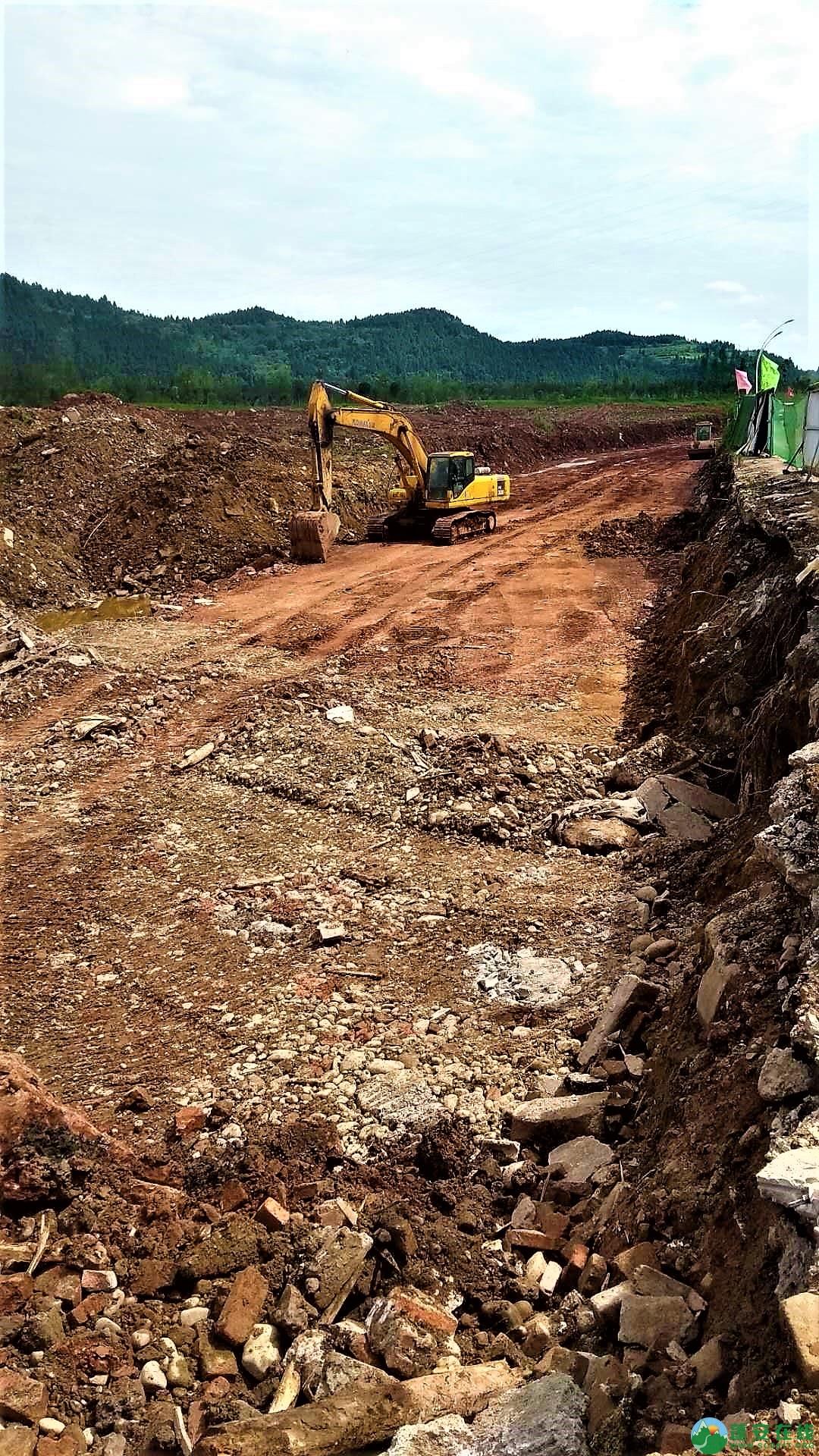 蓬安锦屏新区建设进度一览(2019年06月29日) - 第14张  | 蓬安在线