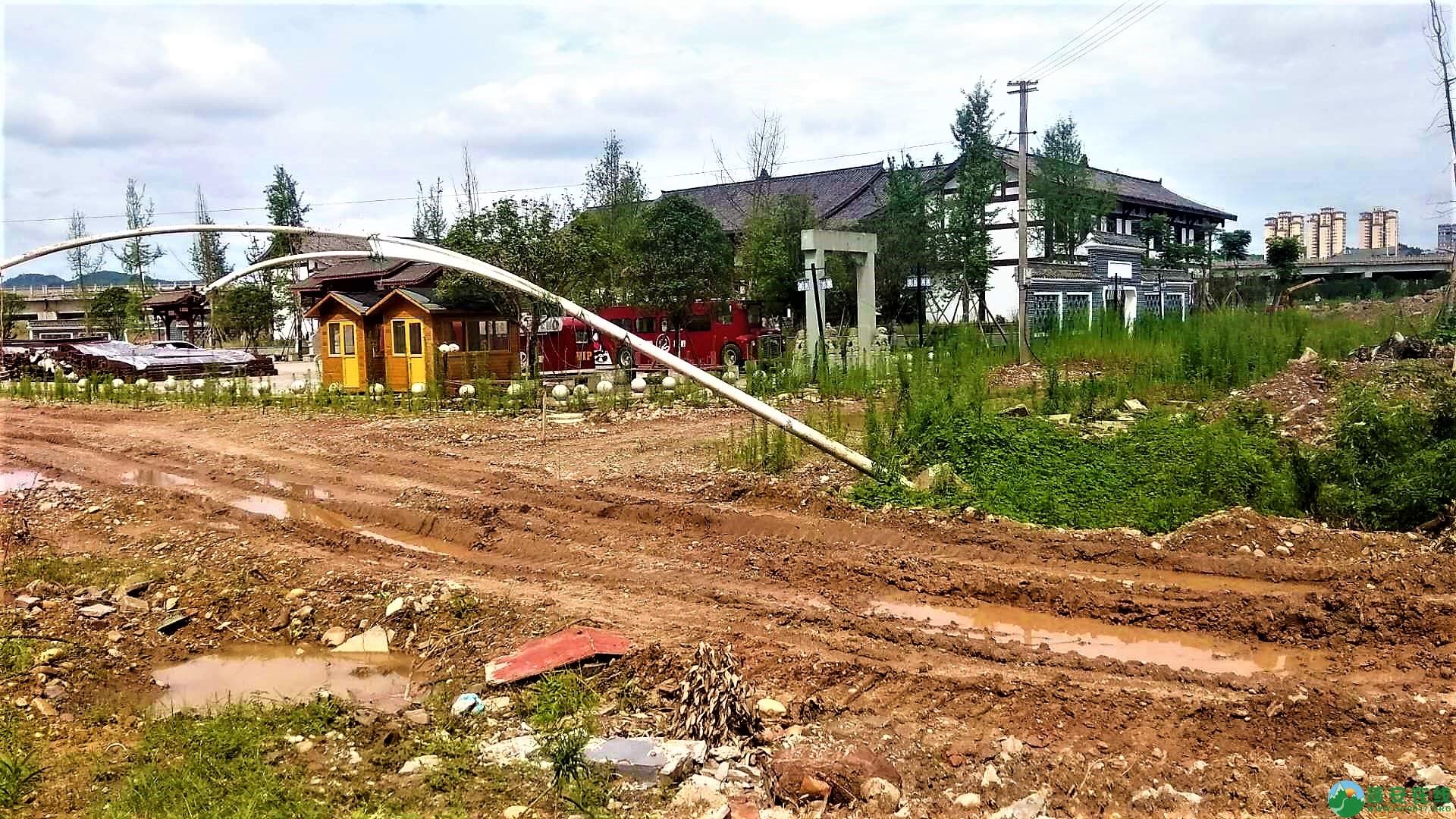 蓬安锦屏新区建设进度一览(2019年06月29日) - 第15张  | 蓬安在线