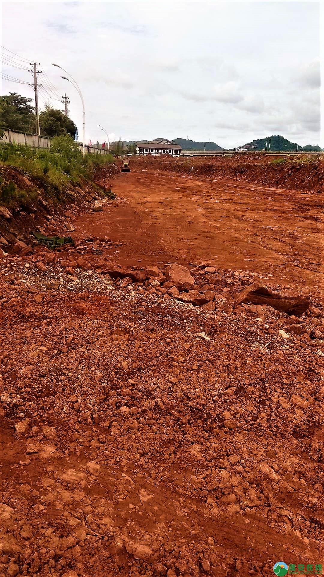 蓬安锦屏新区建设进度一览(2019年06月29日) - 第16张  | 蓬安在线
