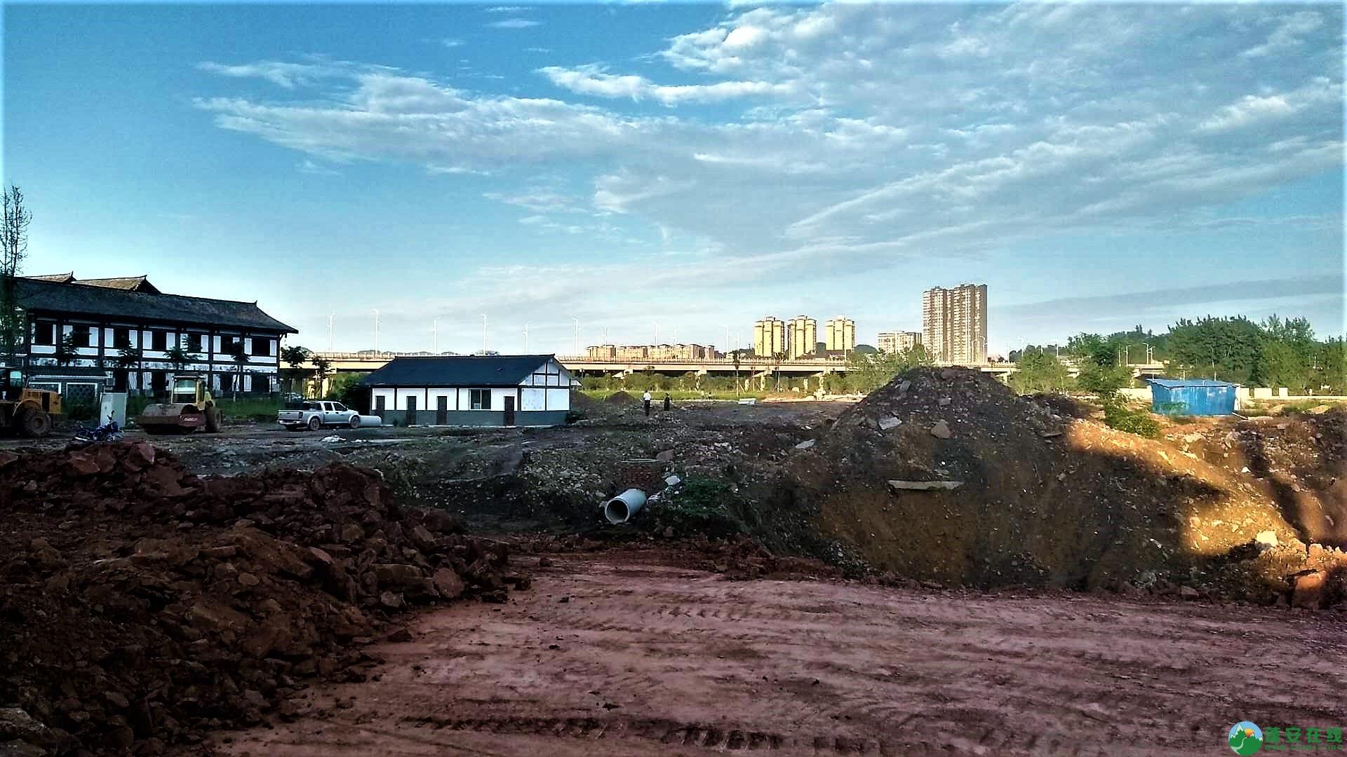 蓬安锦屏新区建设进度一览(2019年06月29日) - 第21张  | 蓬安在线