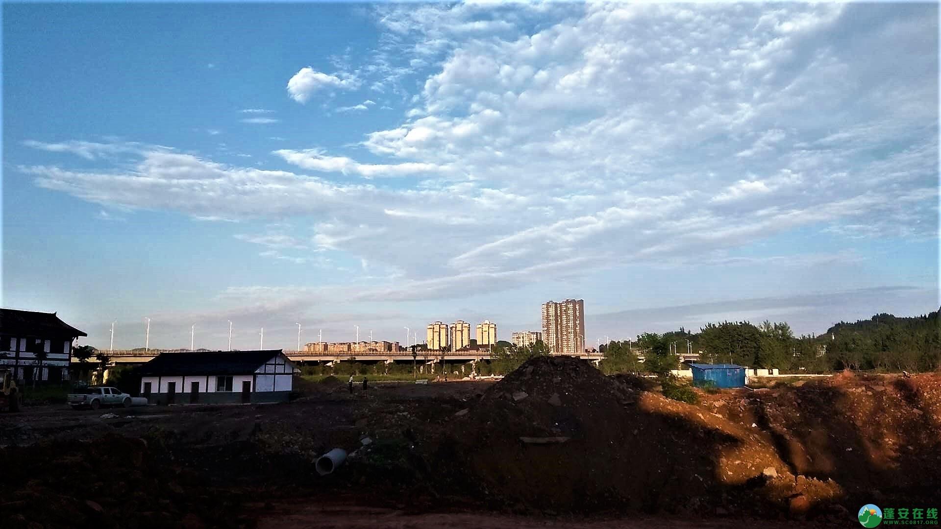 蓬安锦屏新区建设进度一览(2019年06月29日) - 第22张  | 蓬安在线