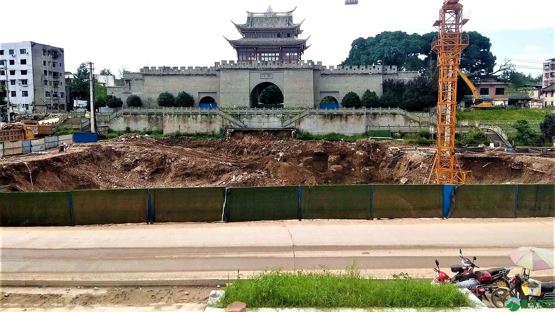 蓬安锦屏新区建设进度一览(2019年06月29日) - 第34张  | 蓬安在线