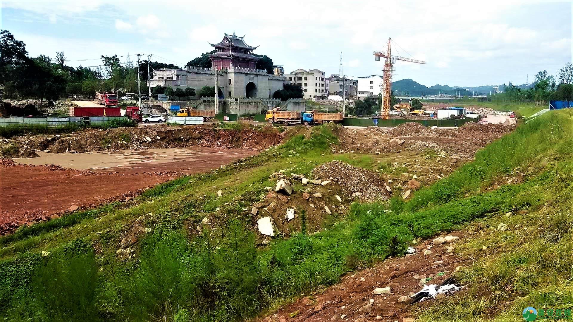 蓬安锦屏新区建设进度一览(2019年06月29日) - 第40张  | 蓬安在线