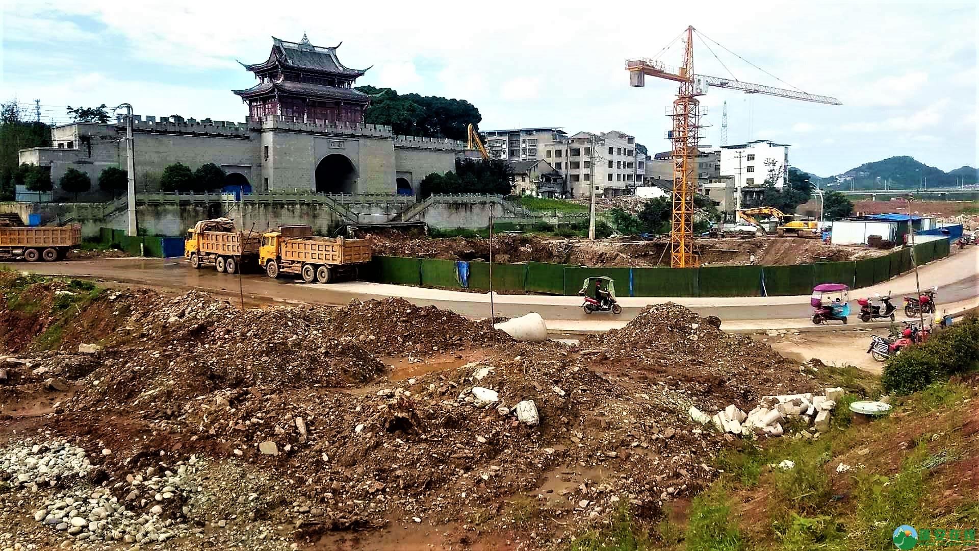 蓬安锦屏新区建设进度一览(2019年06月29日) - 第41张  | 蓬安在线