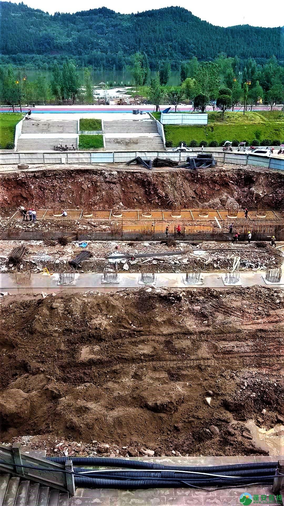 蓬安锦屏新区建设进度一览(2019年06月29日) - 第43张  | 蓬安在线