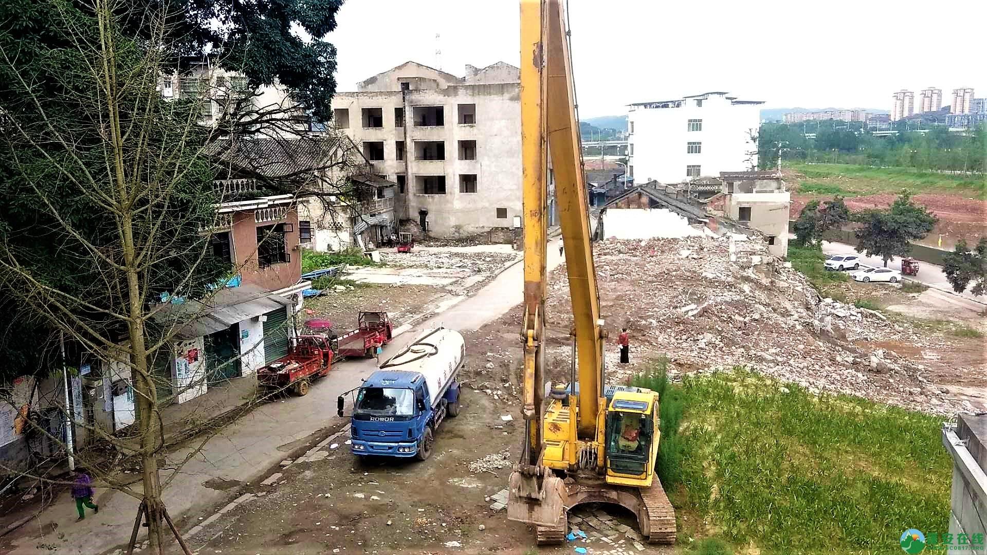 蓬安锦屏新区建设进度一览(2019年06月29日) - 第49张  | 蓬安在线