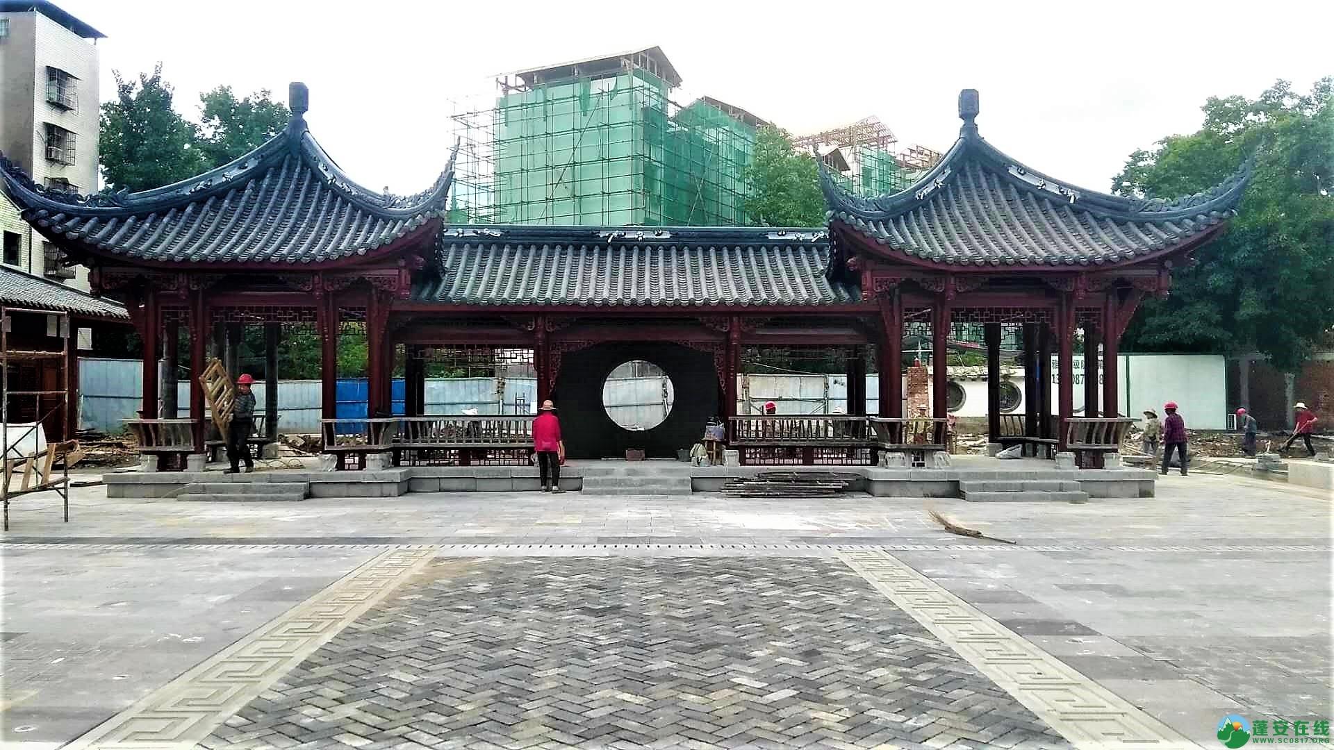 蓬安锦屏新区建设进度一览(2019年06月29日) - 第55张  | 蓬安在线
