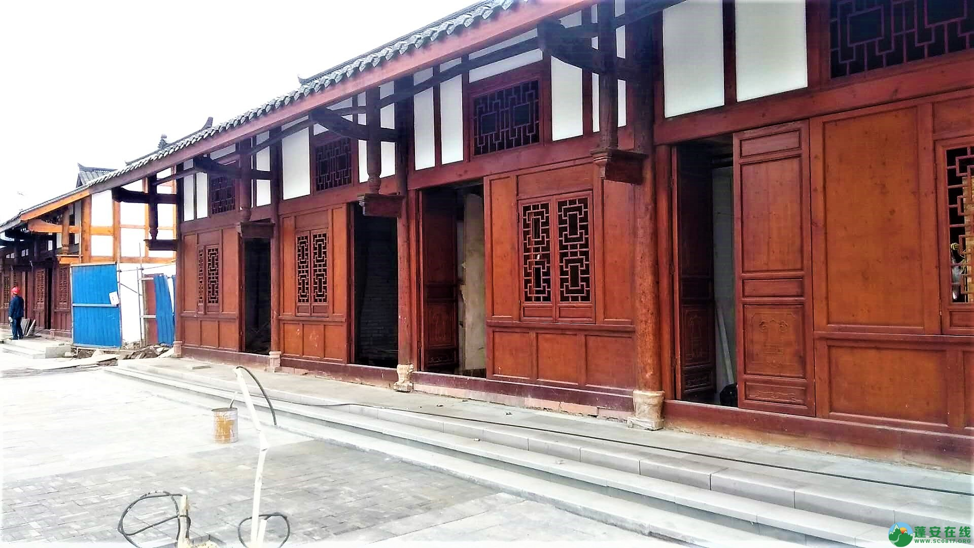 蓬安锦屏新区建设进度一览(2019年06月29日) - 第67张  | 蓬安在线