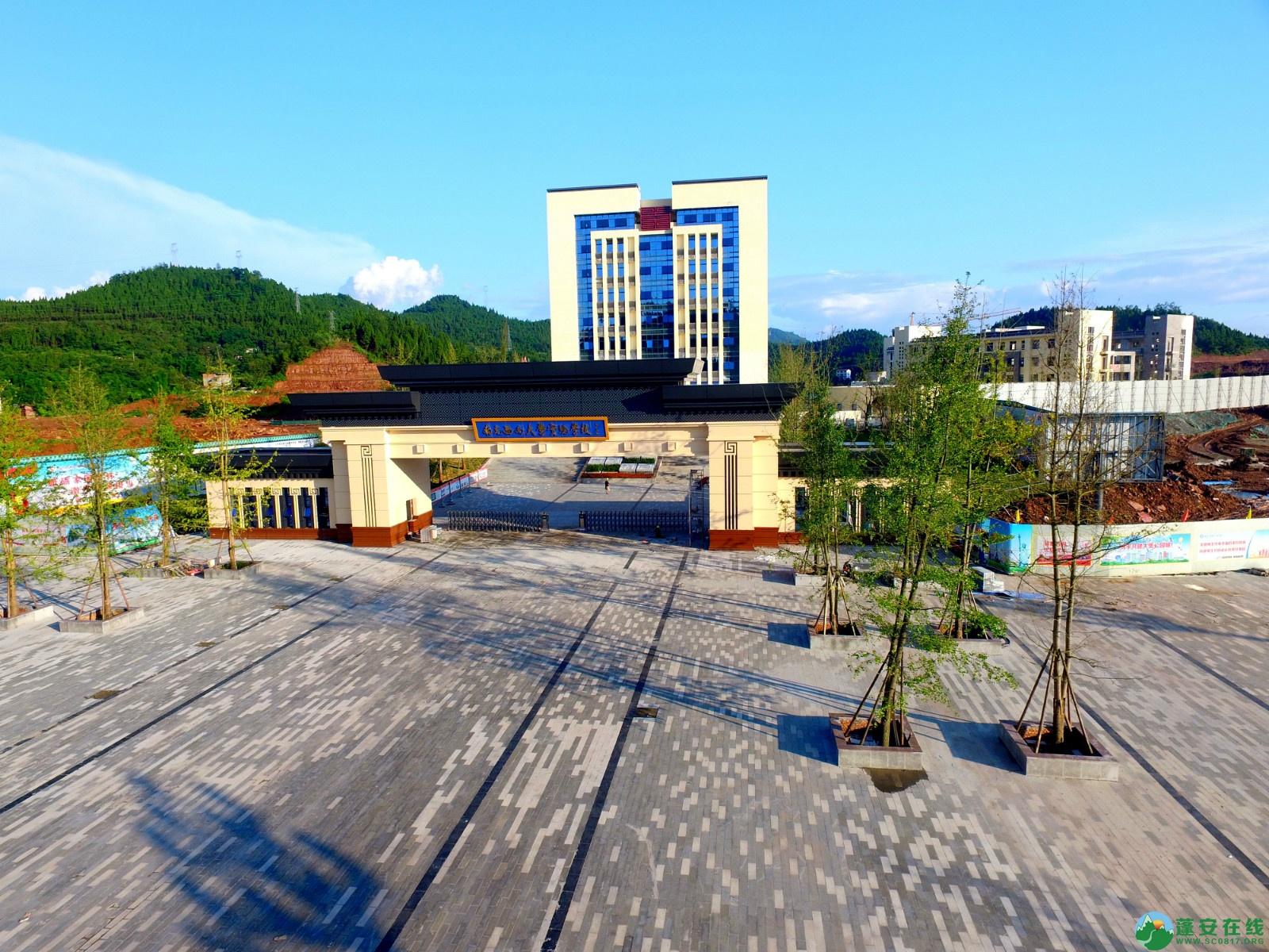 西南大学南充实验中学蓬安校区(2019年08月07) - 第2张  | 蓬安在线