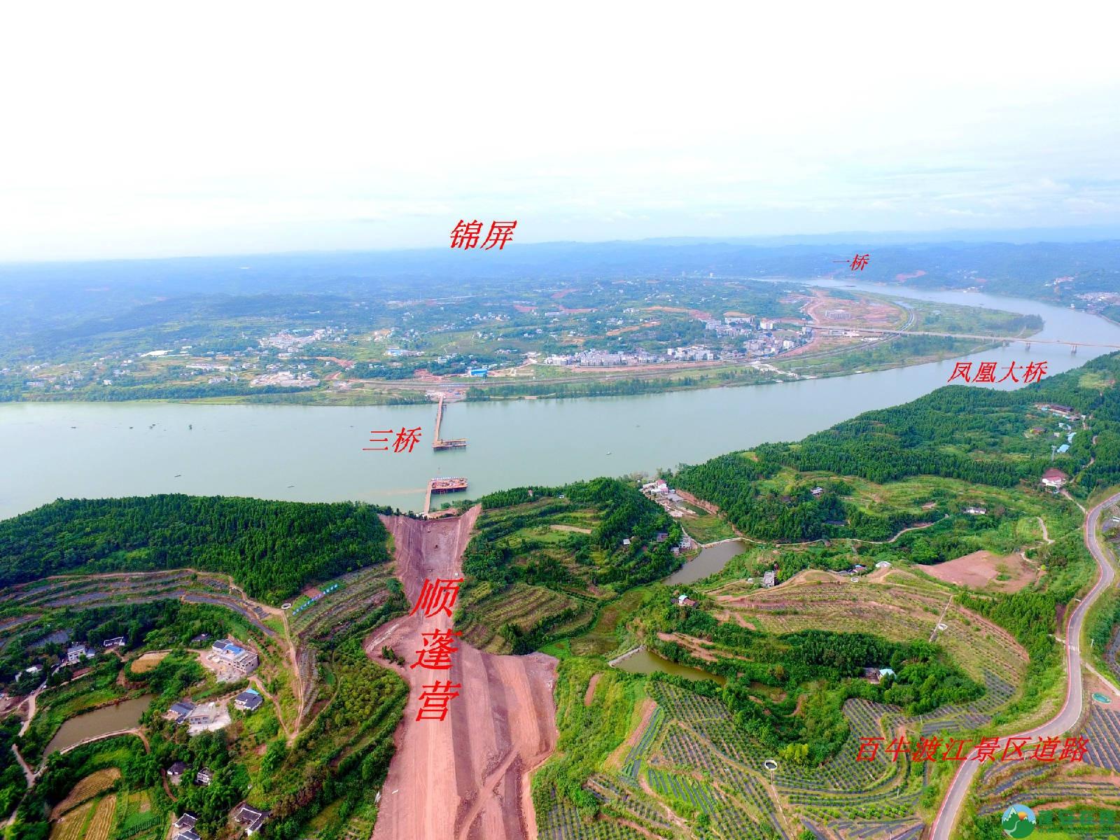 顺蓬营一级公路蓬安段、青云大道二期道路最新进展(2019.8.29) - 第9张  | 蓬安在线