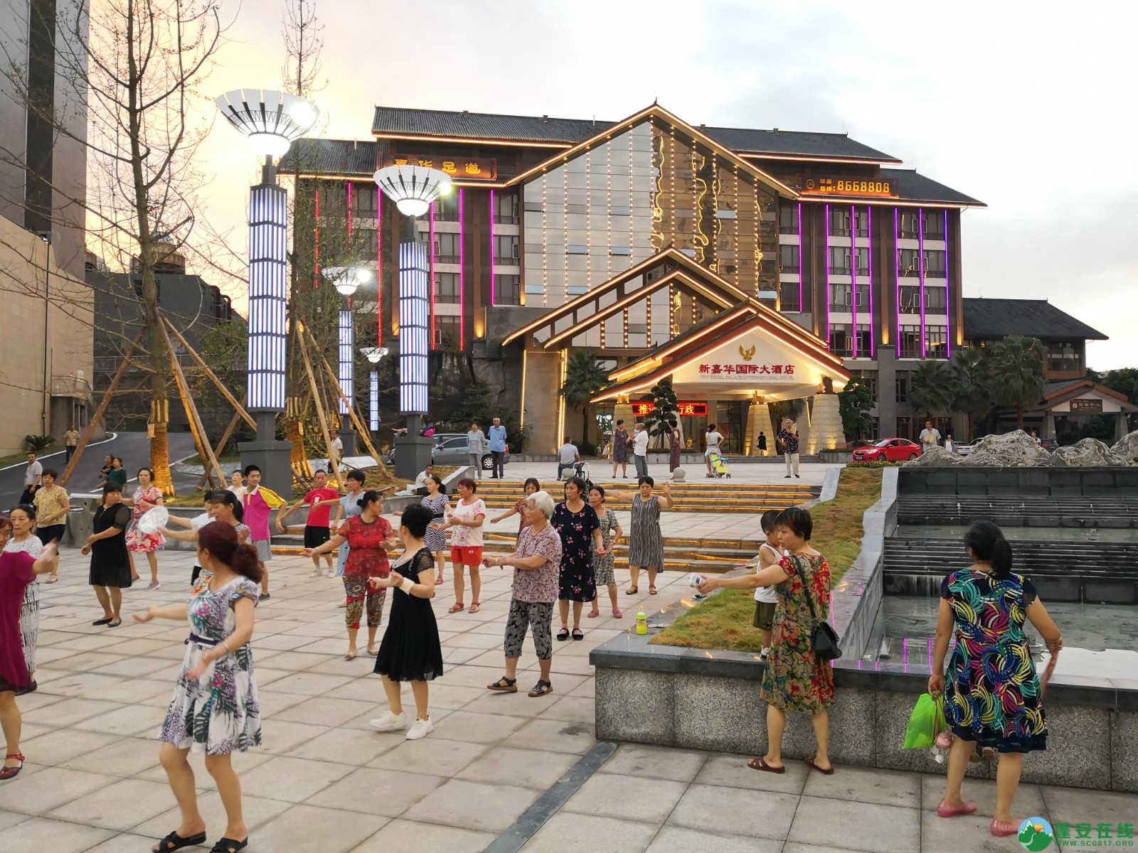 蓬安嘉陵第一桑梓棉麻路新城新貌 - 第10张  | 蓬安在线