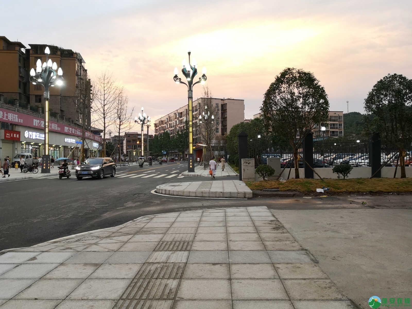 蓬安嘉陵第一桑梓棉麻路新城新貌 - 第15张  | 蓬安在线