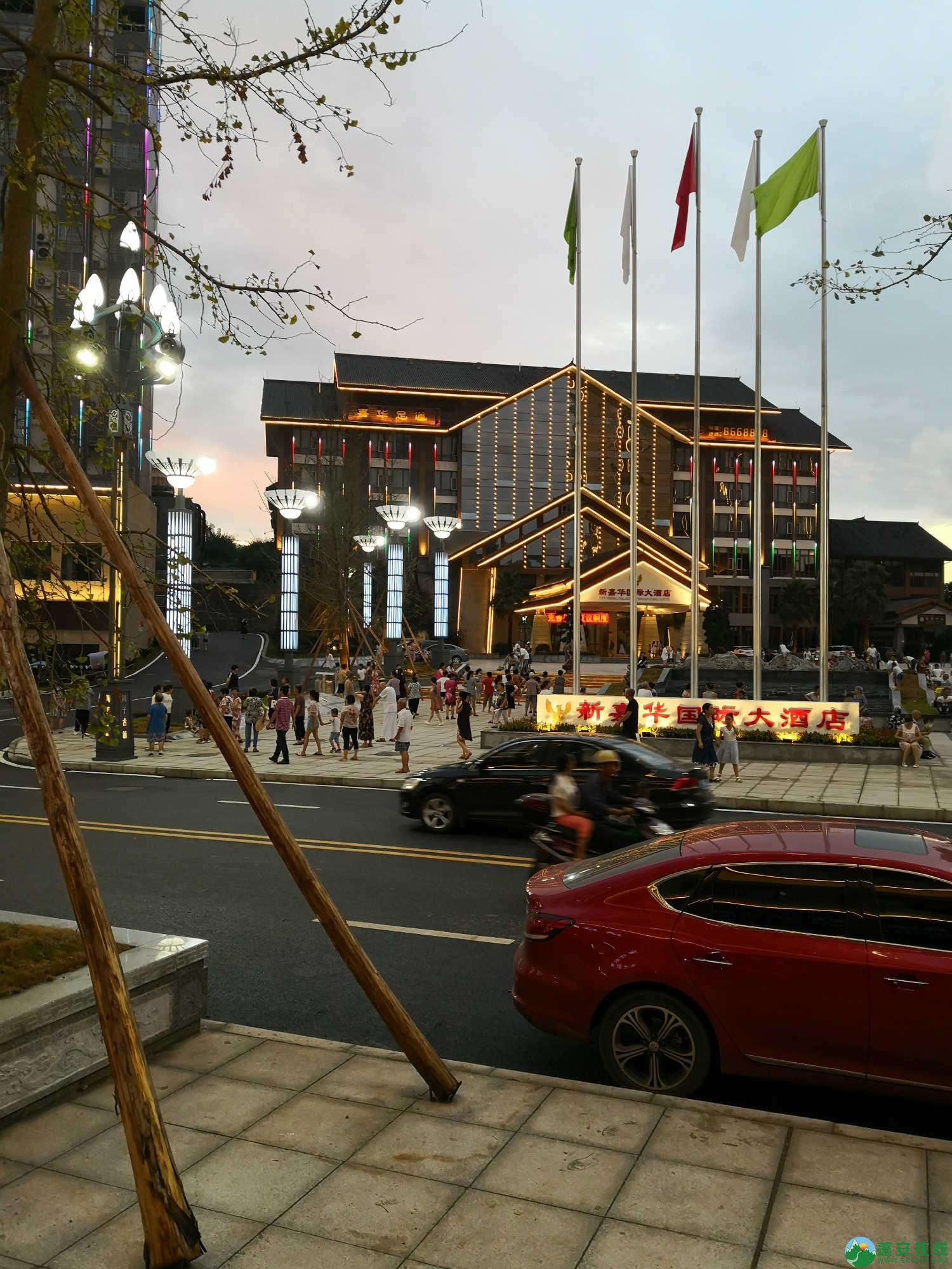 蓬安嘉陵第一桑梓棉麻路新城新貌 - 第17张  | 蓬安在线