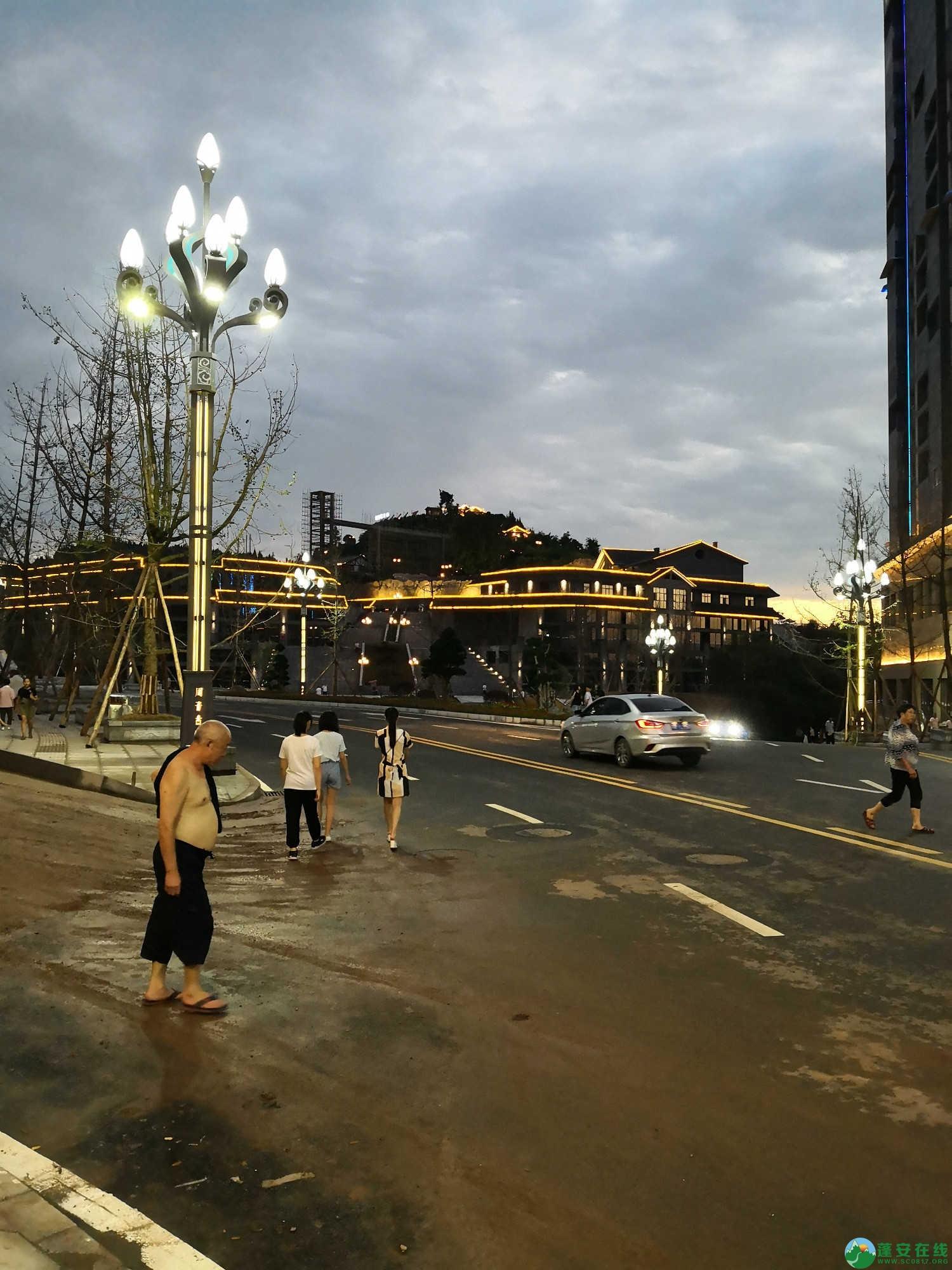 蓬安嘉陵第一桑梓棉麻路新城新貌 - 第25张  | 蓬安在线