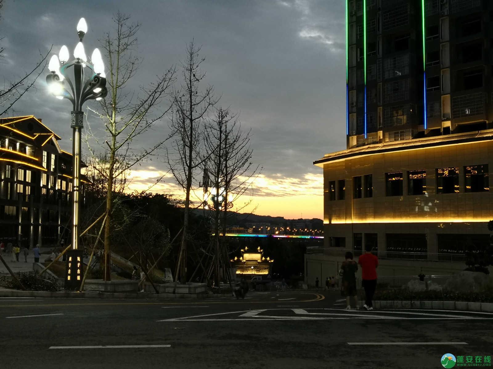 蓬安嘉陵第一桑梓棉麻路新城新貌 - 第27张  | 蓬安在线