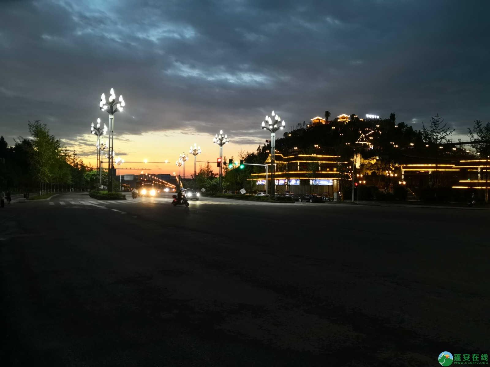 蓬安嘉陵第一桑梓棉麻路新城新貌 - 第33张  | 蓬安在线