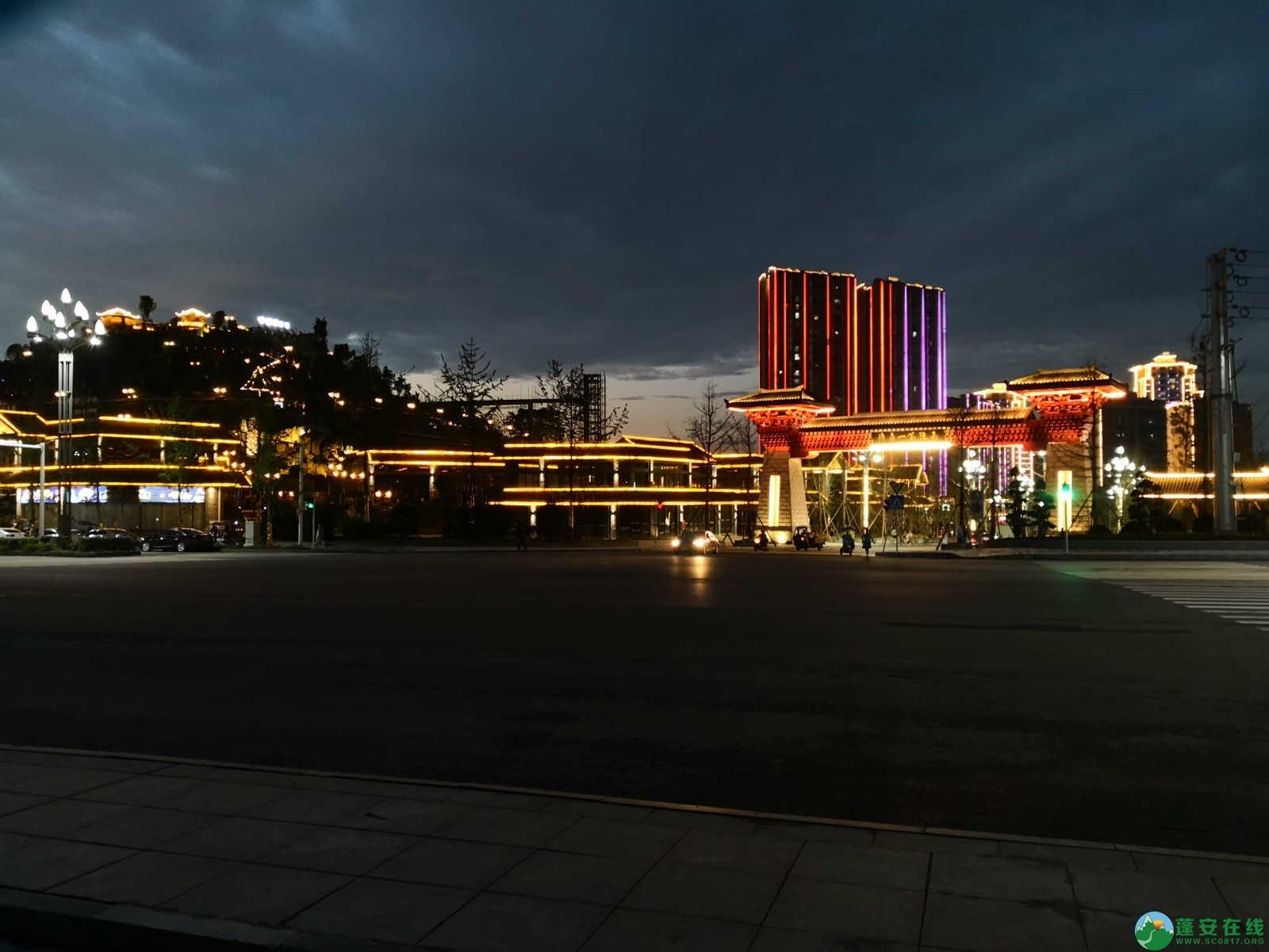 蓬安嘉陵第一桑梓棉麻路新城新貌 - 第34张  | 蓬安在线
