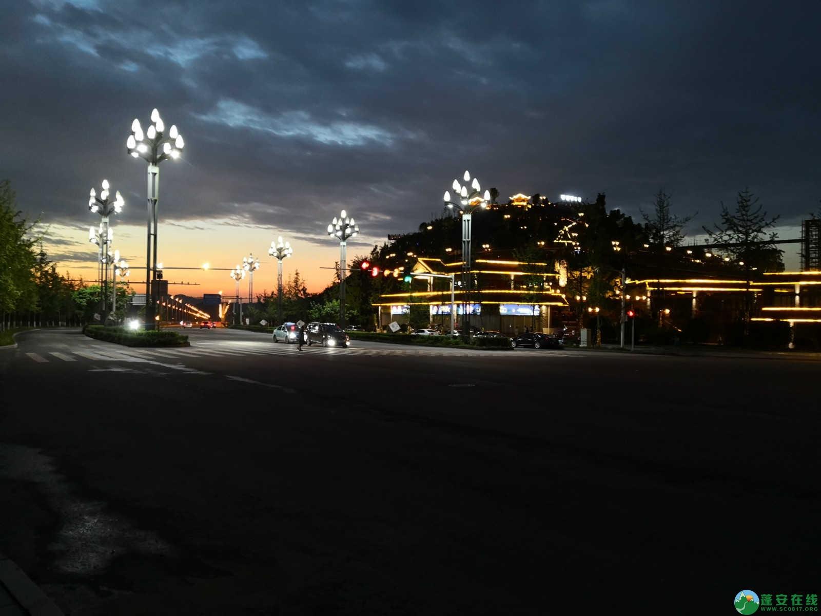 蓬安嘉陵第一桑梓棉麻路新城新貌 - 第35张  | 蓬安在线