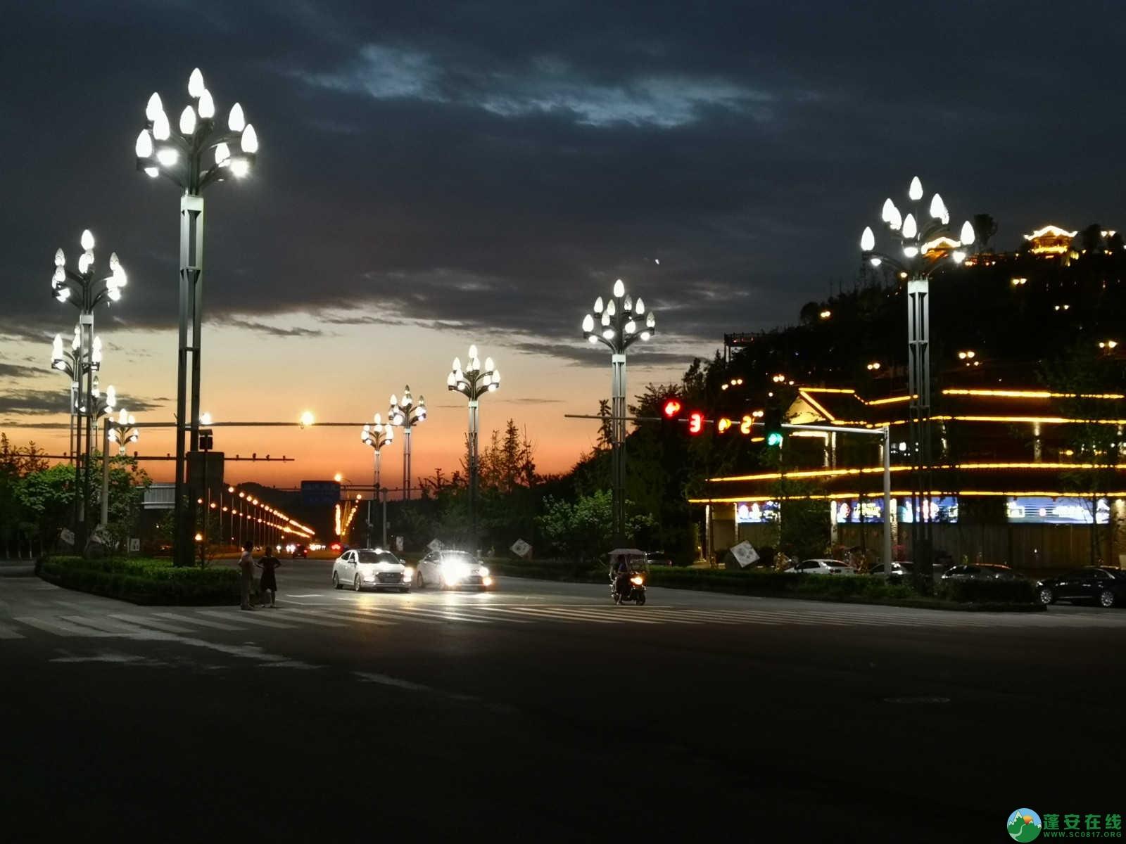 蓬安嘉陵第一桑梓棉麻路新城新貌 - 第36张  | 蓬安在线