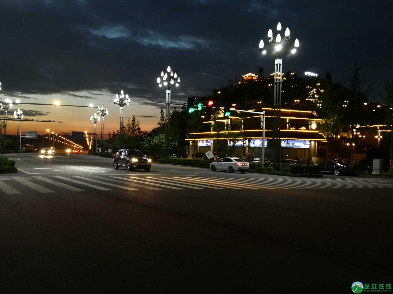 蓬安嘉陵第一桑梓棉麻路新城新貌 - 第38张  | 蓬安在线