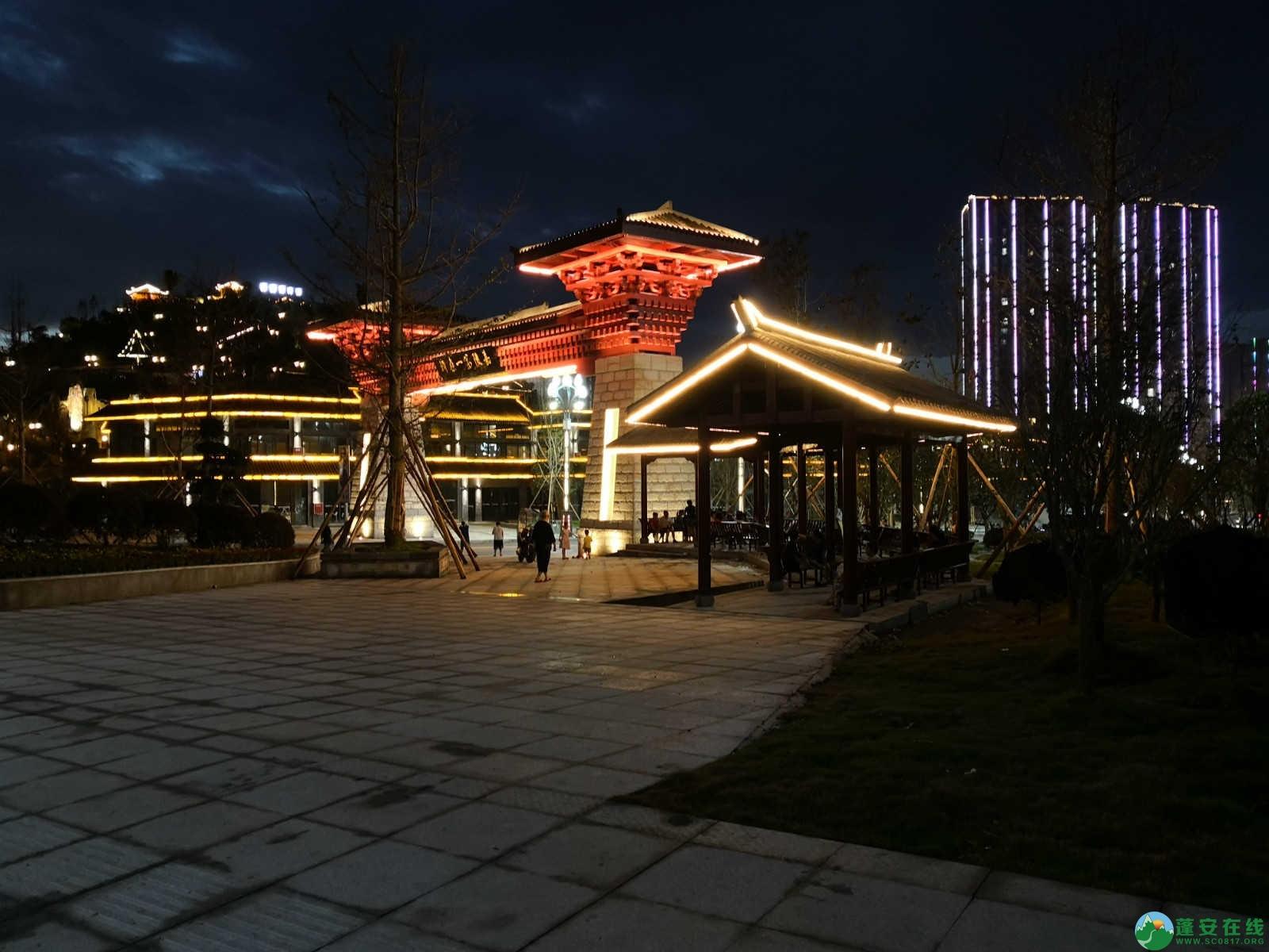 蓬安嘉陵第一桑梓棉麻路新城新貌 - 第43张  | 蓬安在线