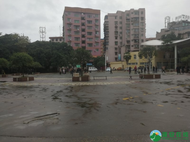 蓬安综合执法局等多部门联合整治老广场成效显著 - 第7张  | 蓬安在线
