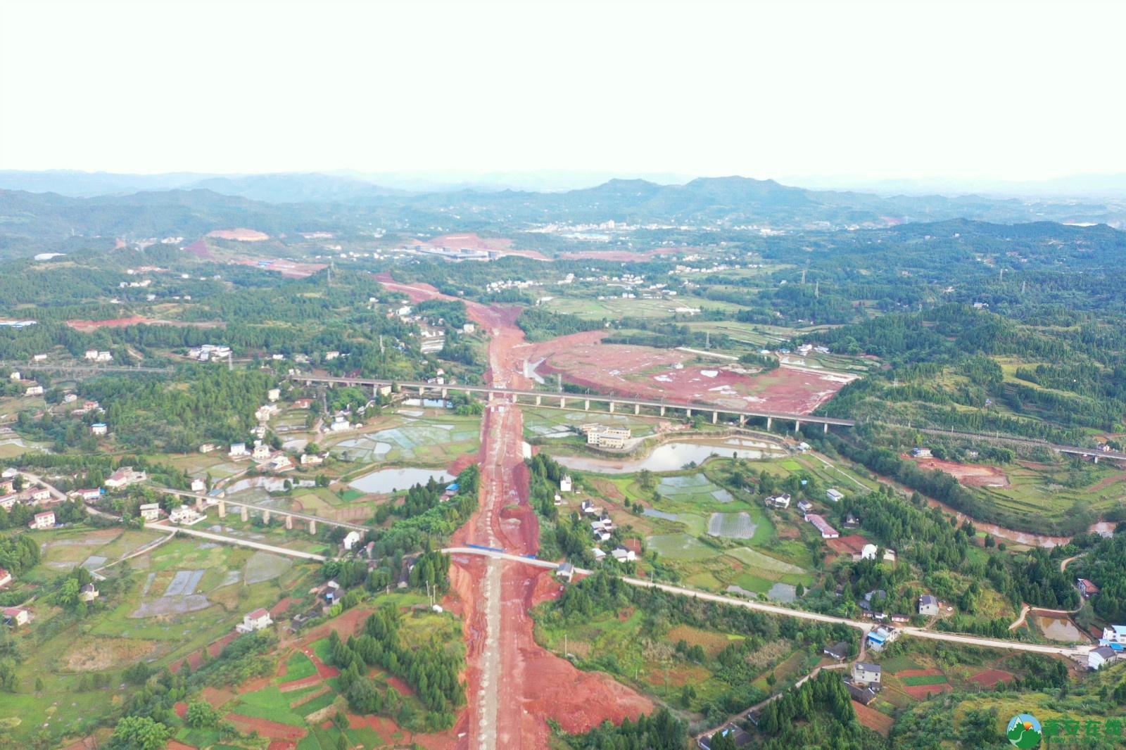 蓬安县顺蓬营一级公路最新进展(2019.10.16) - 第20张  | 蓬安在线