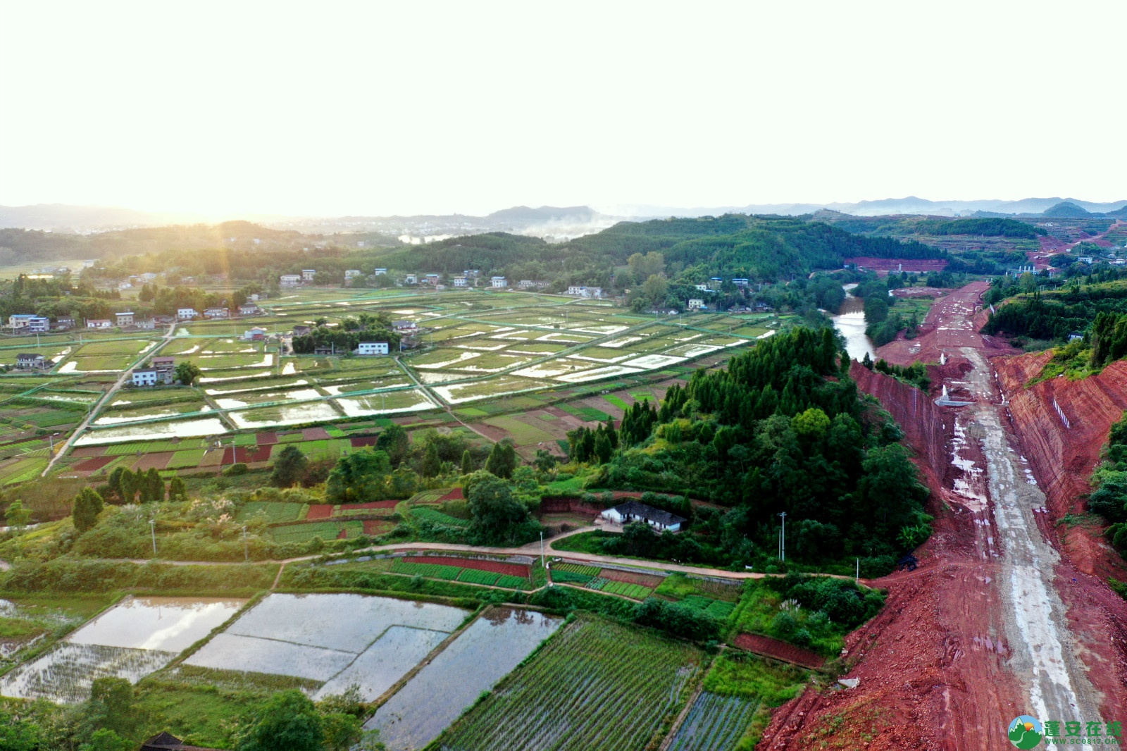 蓬安县顺蓬营一级公路最新进展(2019.10.16) - 第23张  | 蓬安在线