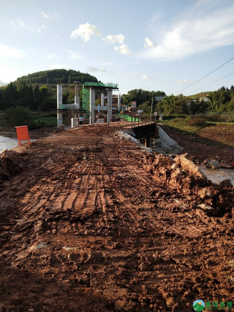 蓬安县顺蓬营一级公路最新进展(2019.10.16) - 第24张  | 蓬安在线