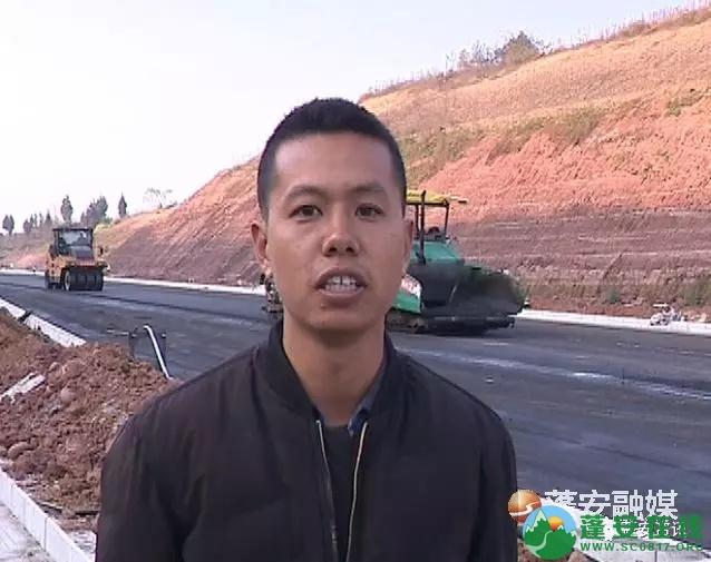 蓬安县锦屏镇凤凰大道西延线预计本月底前通车 - 第3张  | 蓬安在线