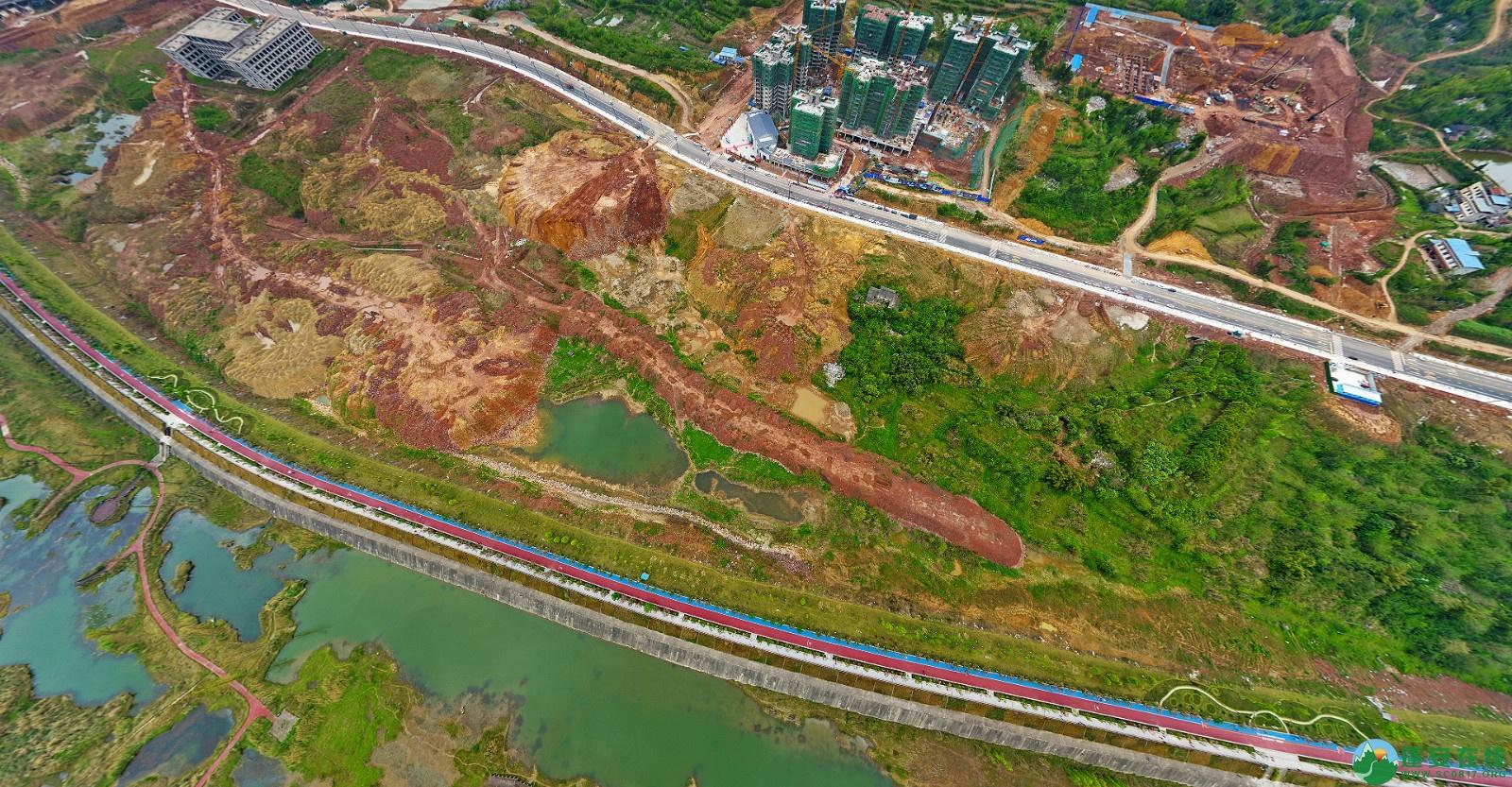蓬安县锦屏新区建设实况(20200406) - 第10张  | 蓬安在线