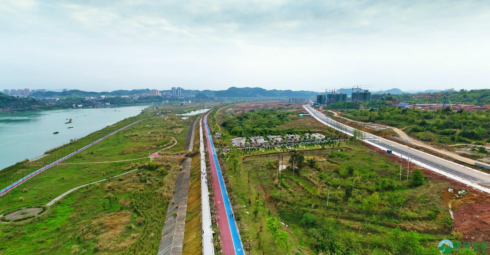 蓬安县锦屏新区建设实况(20200406) - 第15张  | 蓬安在线