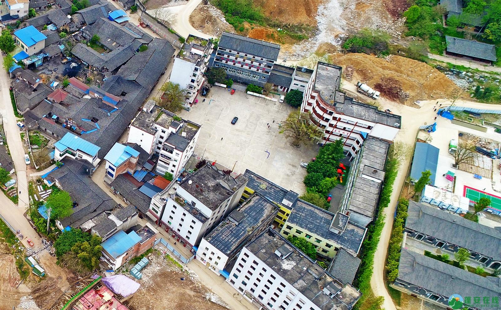 蓬安县锦屏新区建设实况(20200406) - 第13张  | 蓬安在线