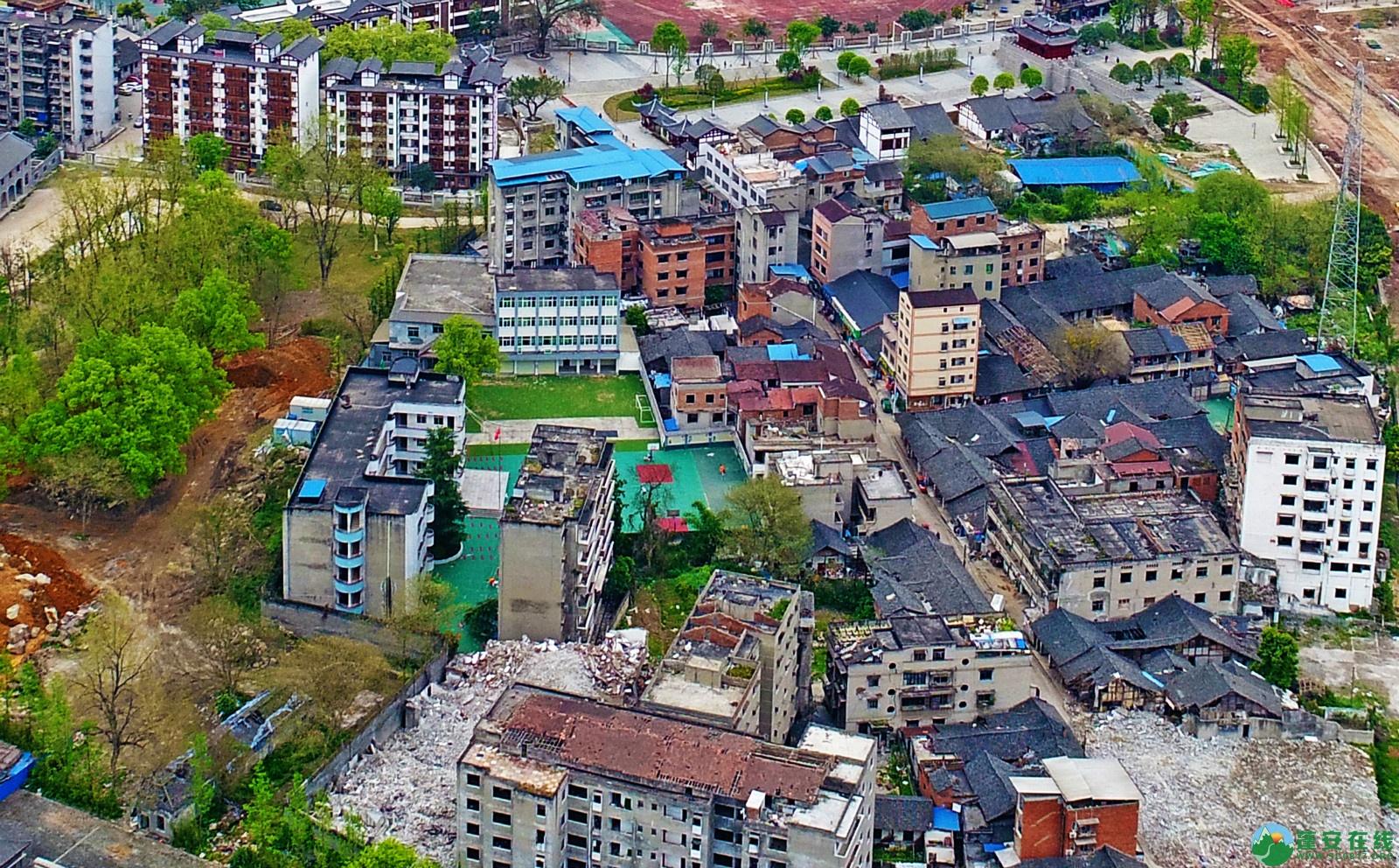 蓬安县锦屏新区建设实况(20200406) - 第14张  | 蓬安在线