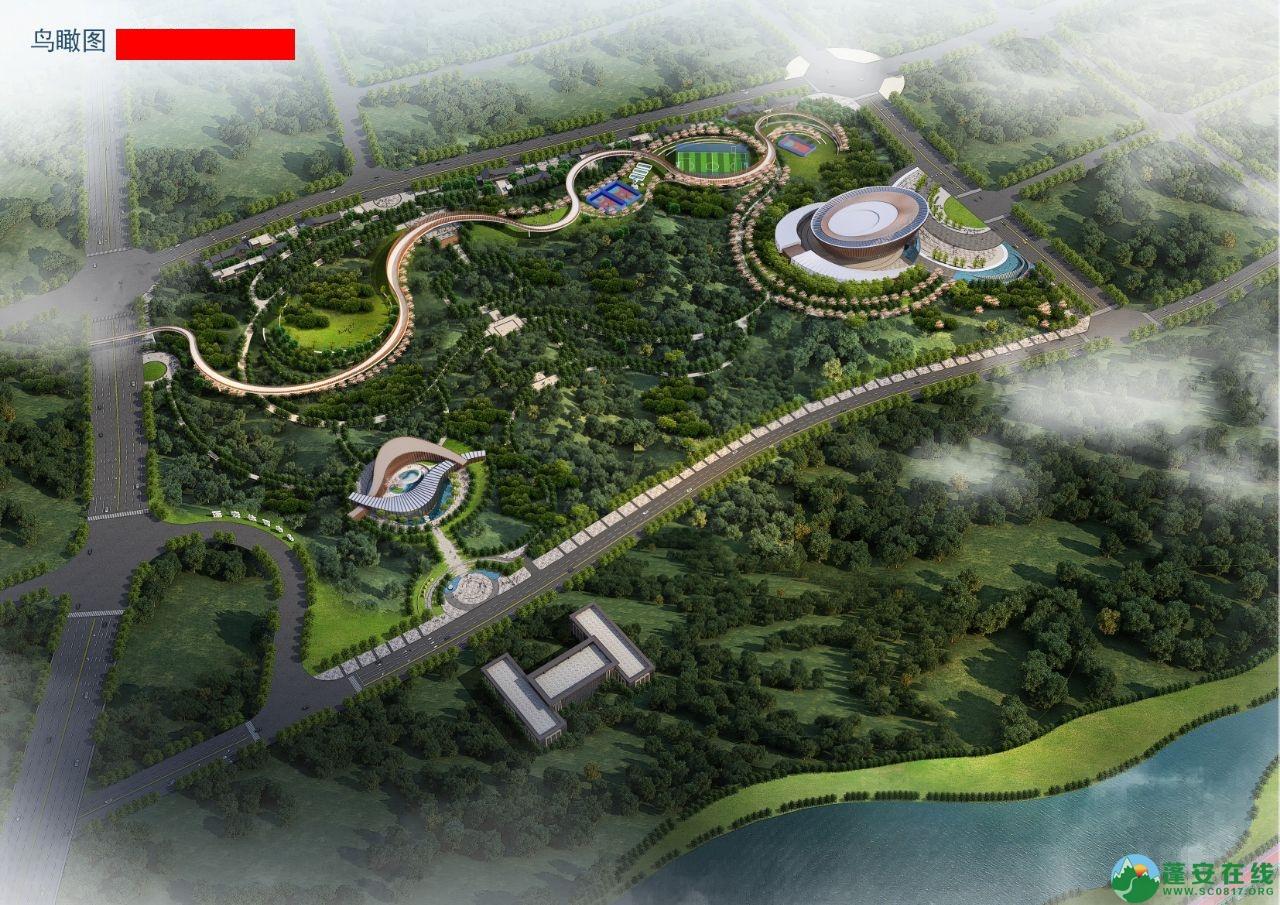 蓬安体育中心进展(2020.05.14) - 第2张  | 蓬安在线
