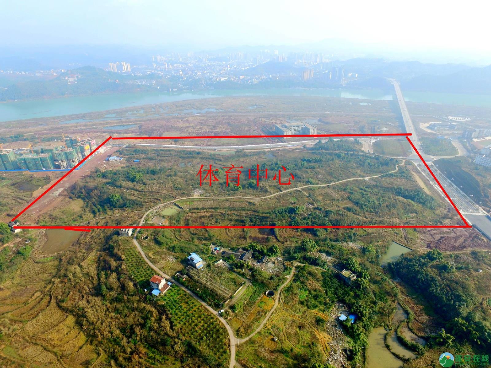蓬安体育中心进展(2020.05.14) - 第4张  | 蓬安在线