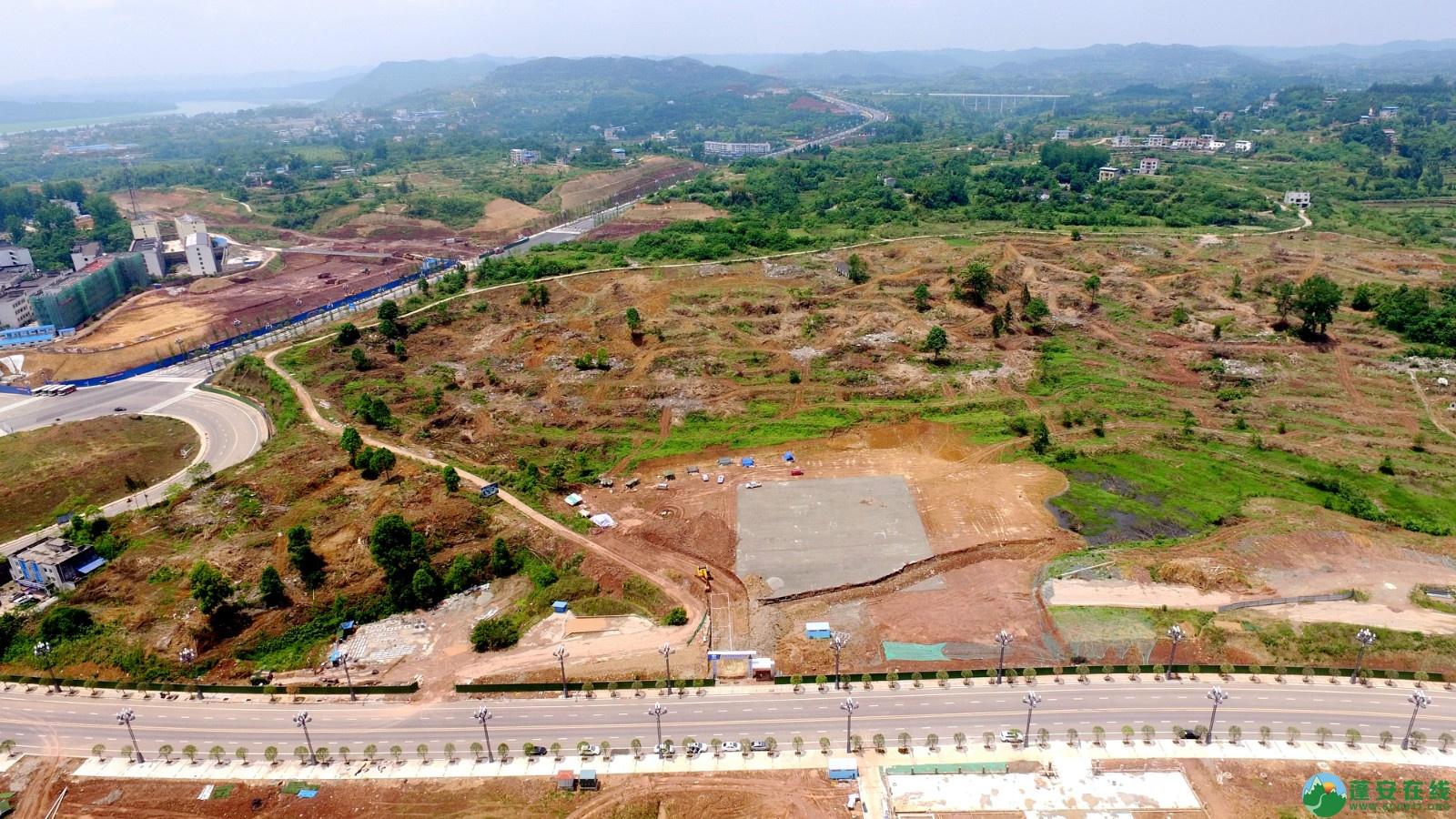 蓬安体育中心进展(2020.05.14) - 第6张  | 蓬安在线