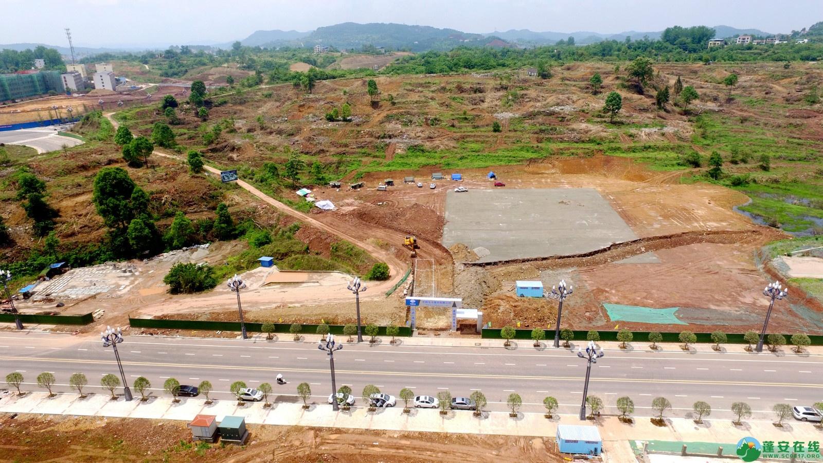 蓬安体育中心进展(2020.05.14) - 第7张  | 蓬安在线