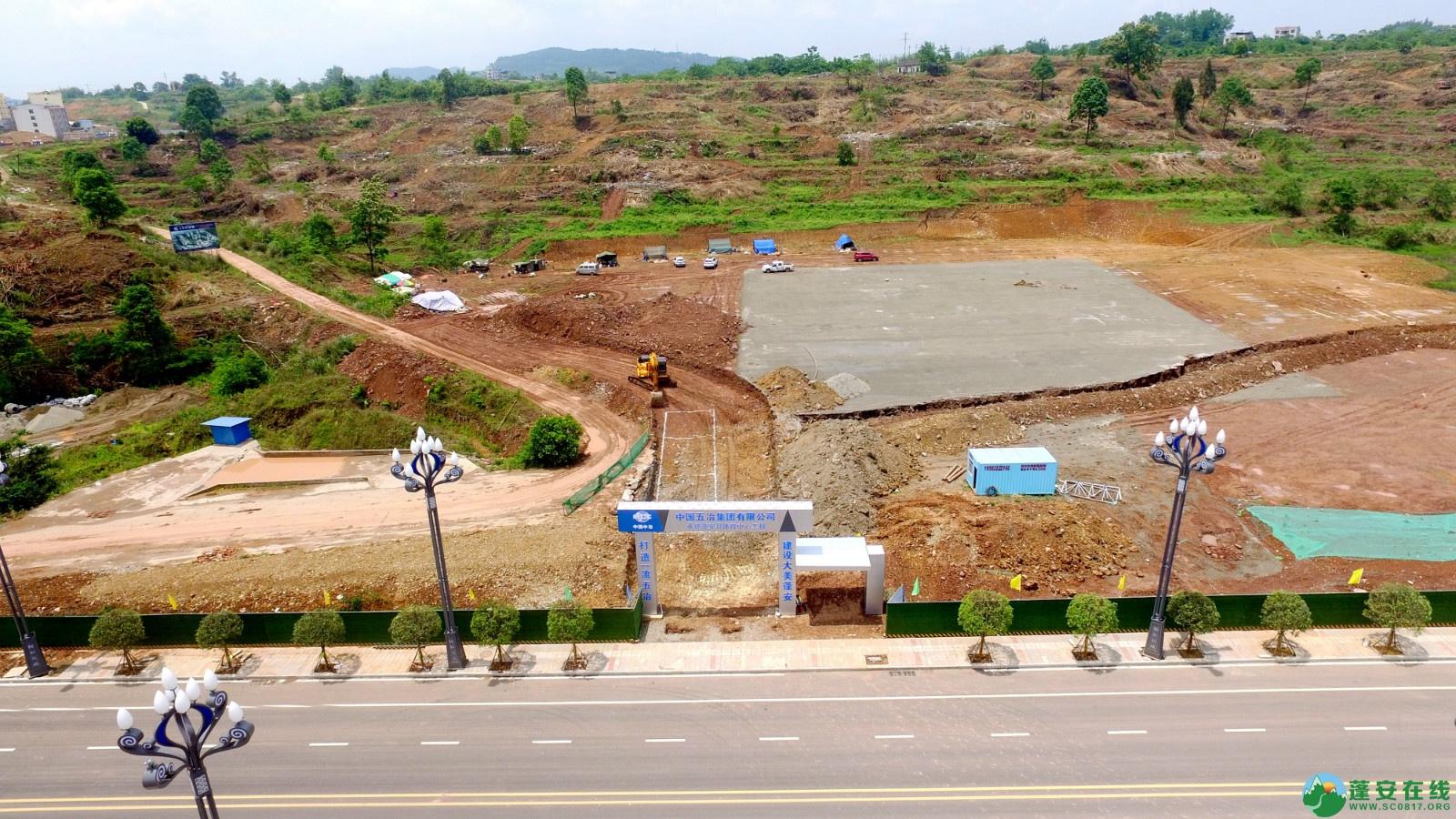 蓬安体育中心进展(2020.05.14) - 第8张  | 蓬安在线
