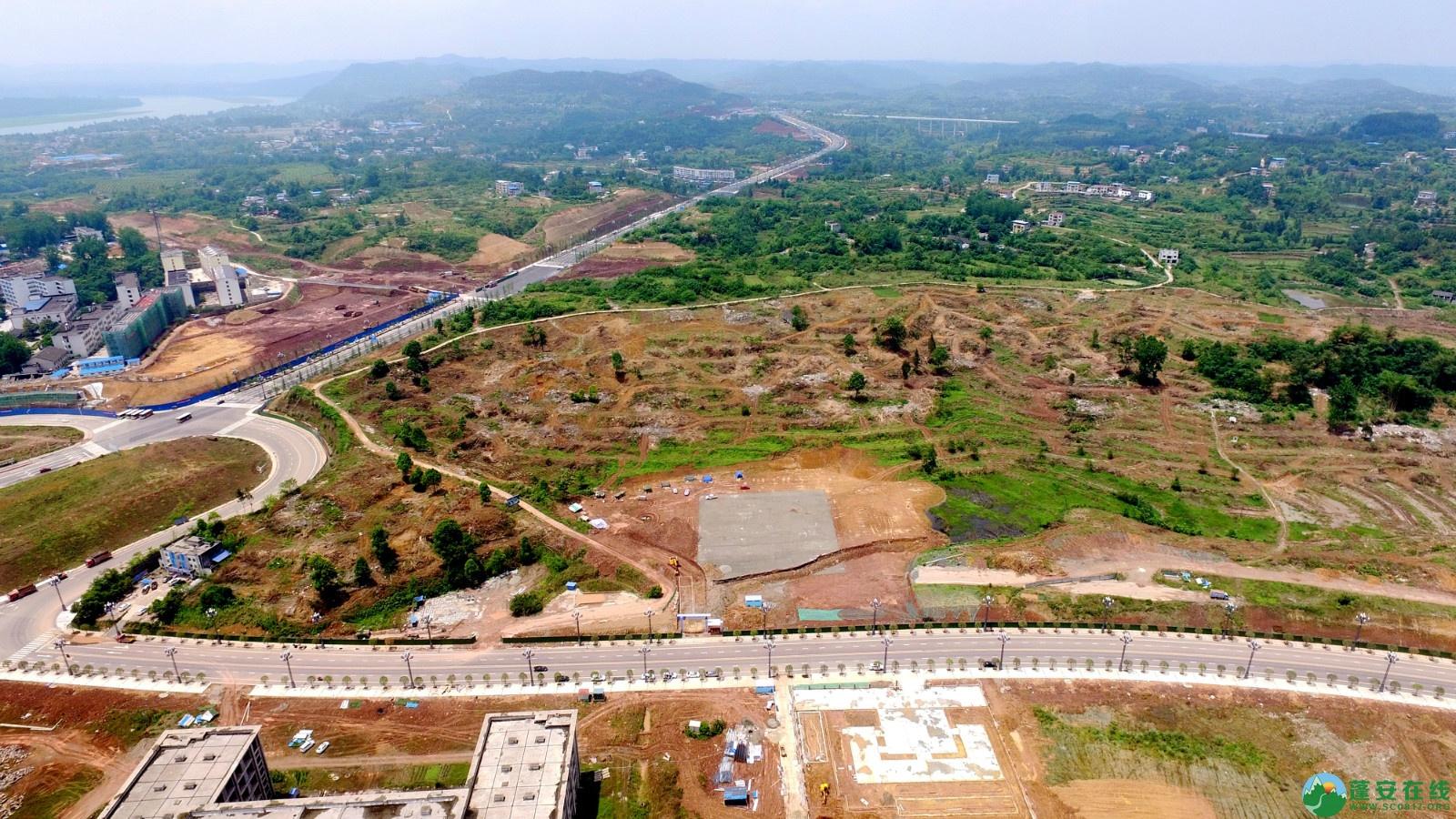 蓬安体育中心进展(2020.05.14) - 第9张  | 蓬安在线