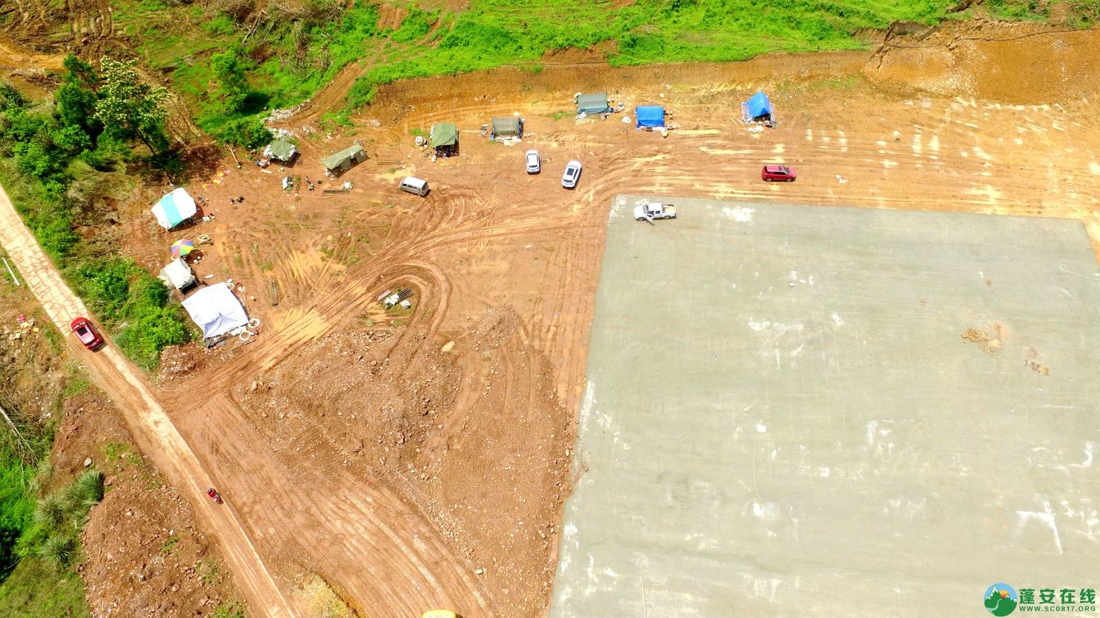 蓬安体育中心进展(2020.05.14) - 第15张  | 蓬安在线